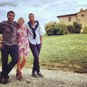 Luke, Giulia, J