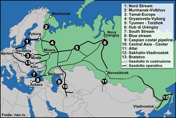 Gasdotti-Gazprom