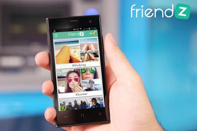 friendz-app-smartphone